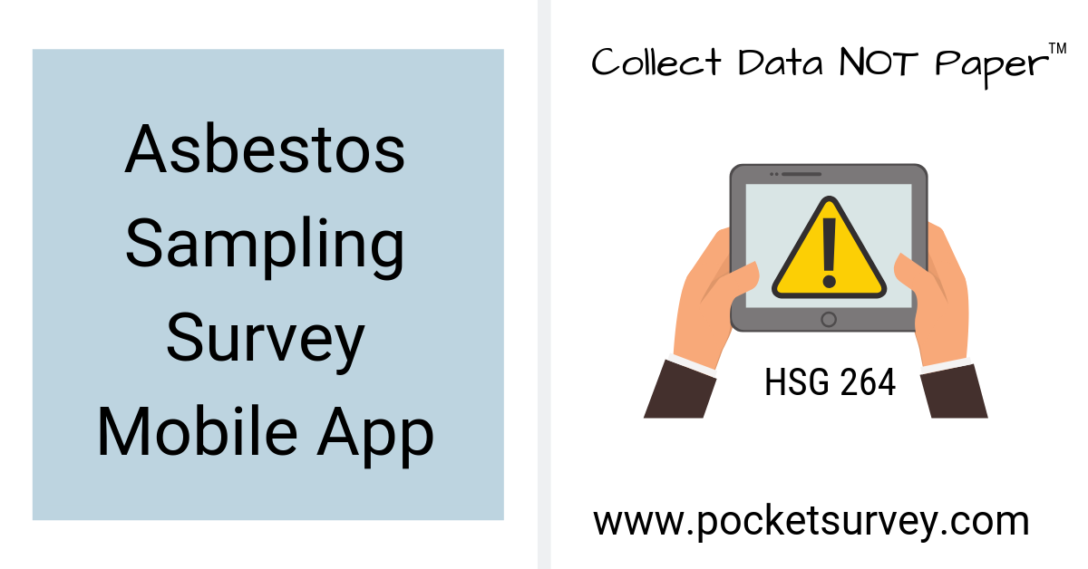 Mobile Asbestos Survey & Reports Software - Asbestos Surveying