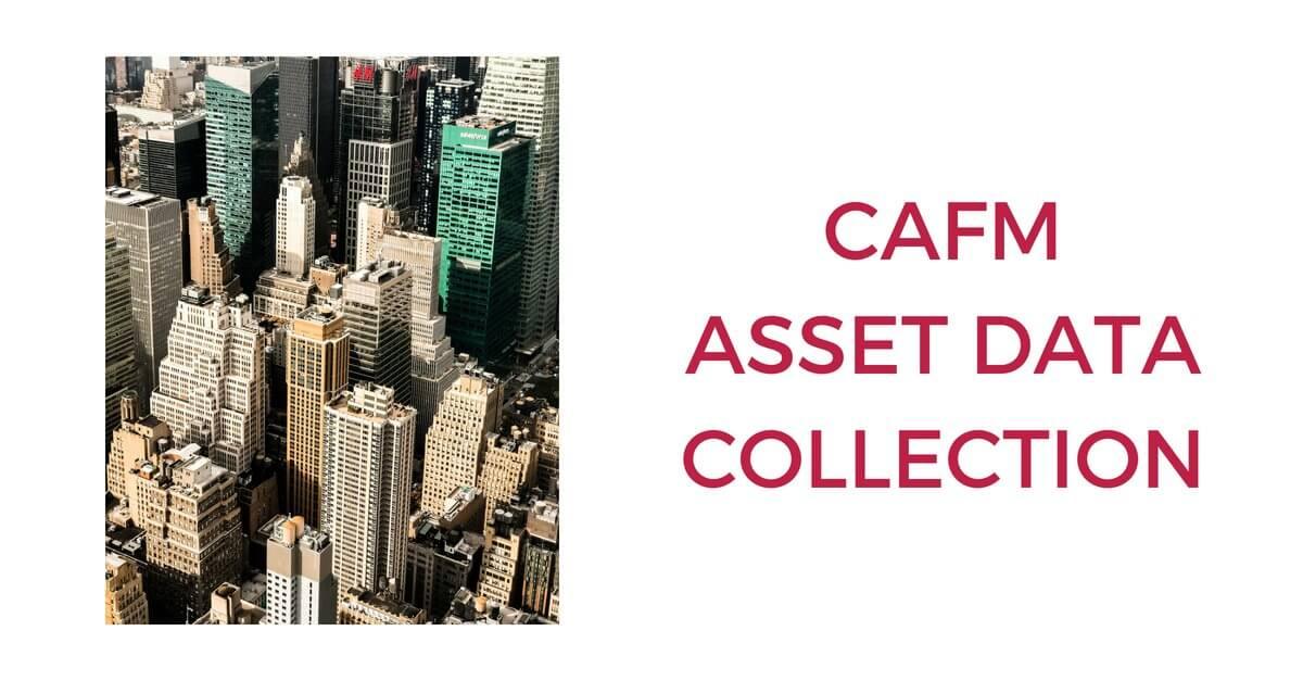 CAFM Asset Data Collection Mobile App [CAFM CMMS Software]
