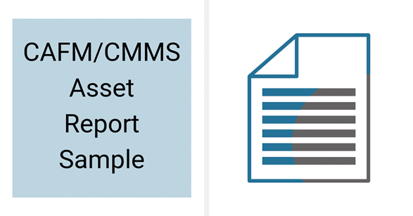 CAFM/CMMS Asset Data Collection Report