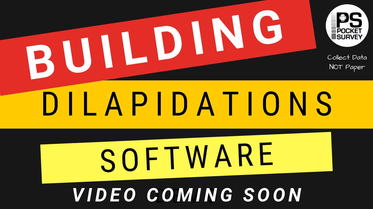 Dilapidations Software