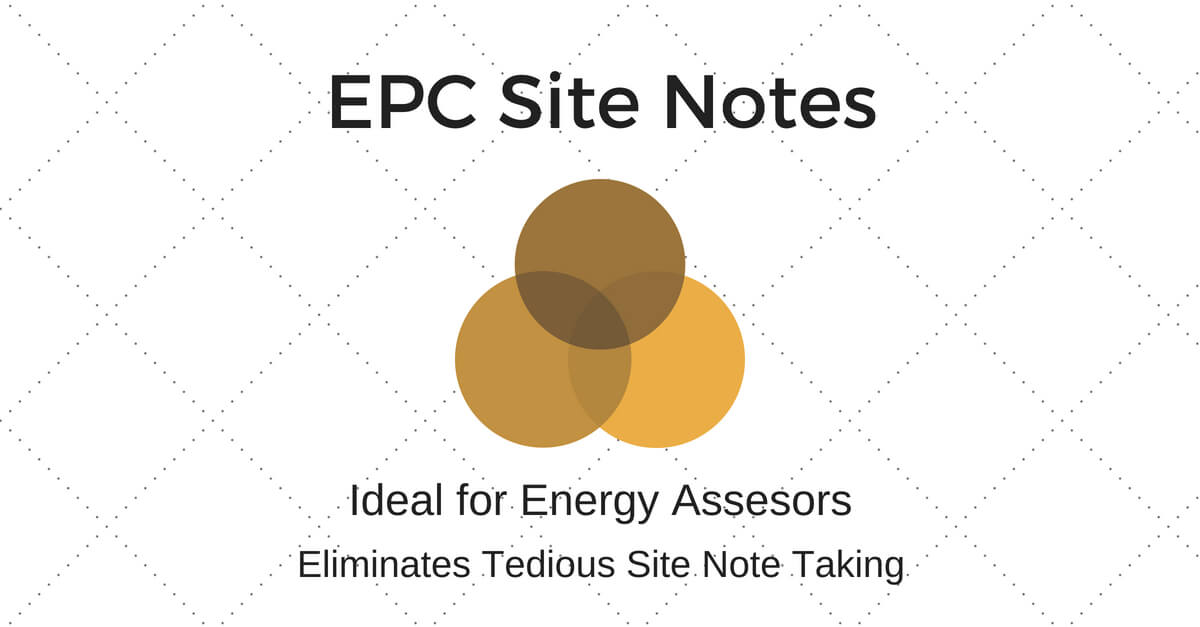 EPC Site Notes Reporting Software & Mobile App
