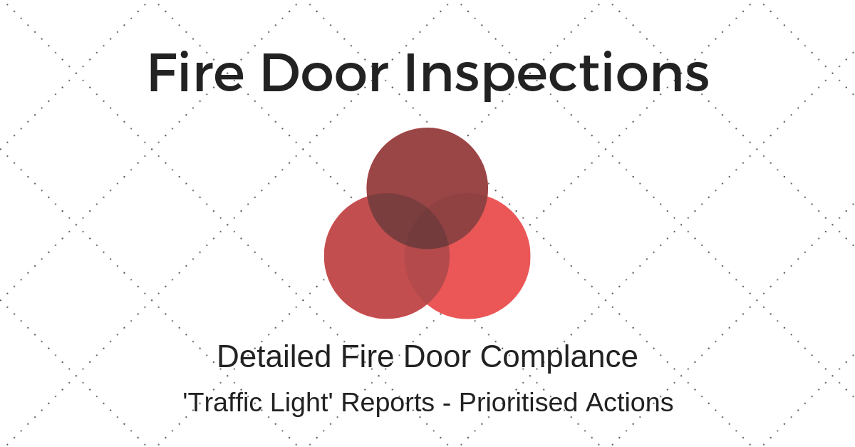 Fire Door Safety Reporting Software & Mobile App