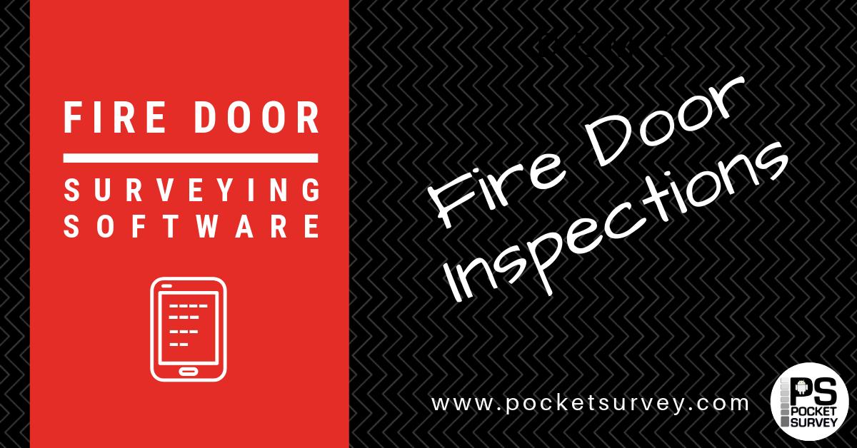 Mobile Fire Door Inspection Software [Fire Door Compliance]