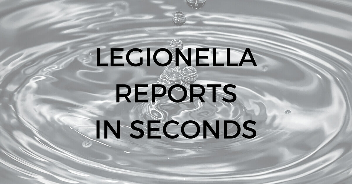 Legionella Risk Assessment App