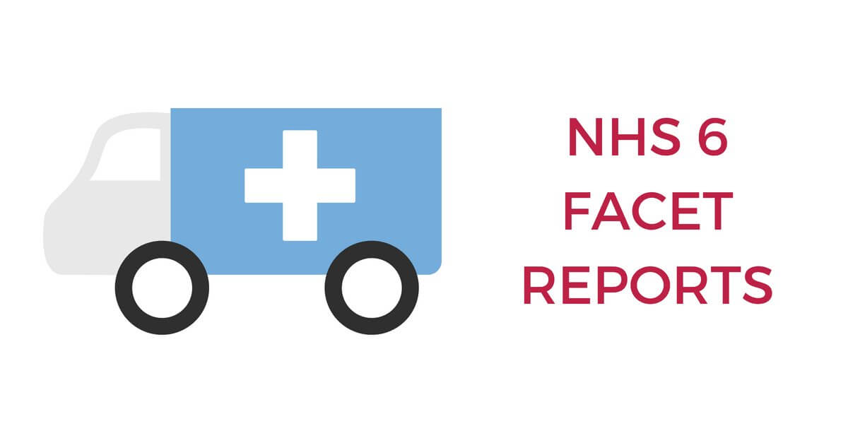 NHS 6 Facet Surveys App