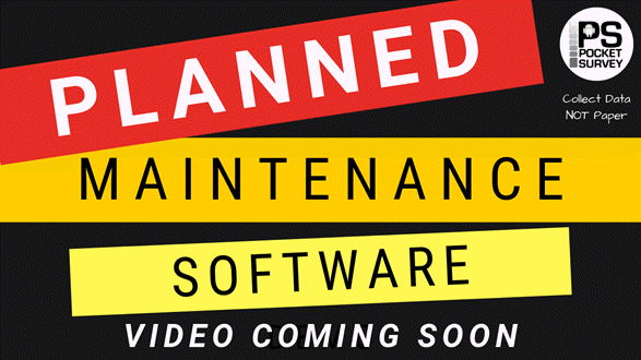 Planned Maintenance  Software