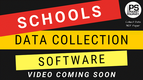 Schools Asset Data Collection Software
