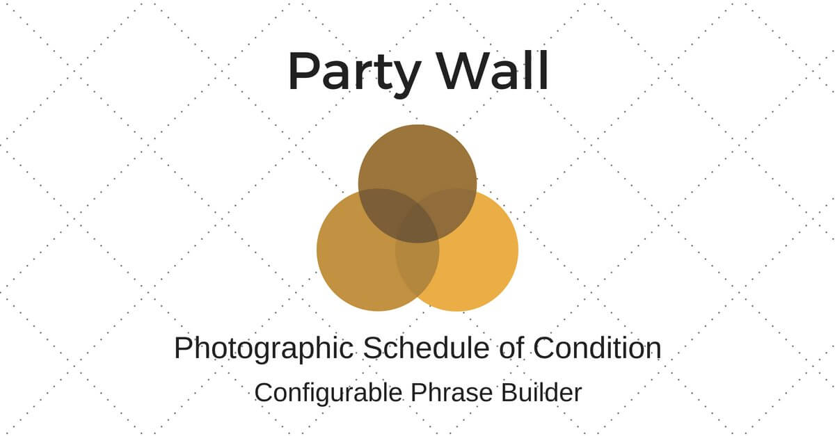 Party Wall Survey App