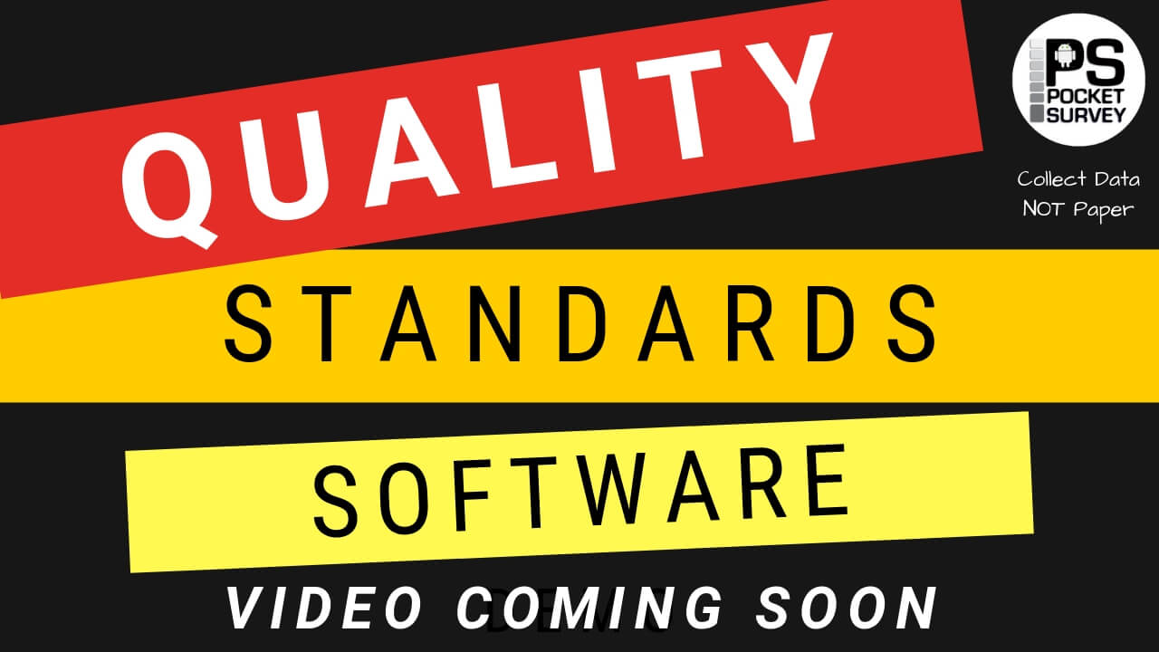 Quality Standards Software
