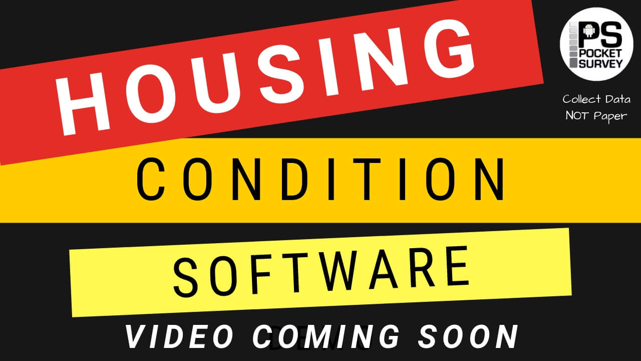 Housing Stock Condition Software