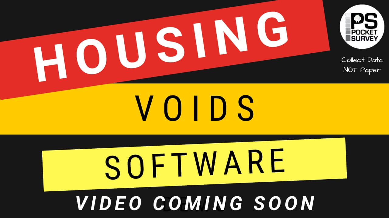 Housing Voids Inspections Software